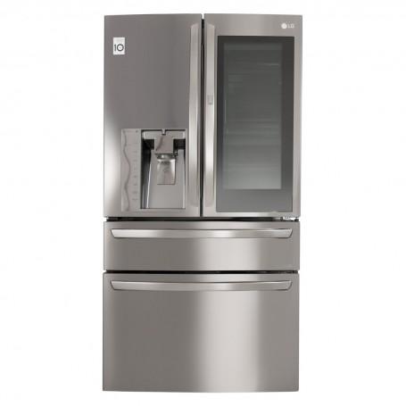 Refrigerador French Door con dispensador Instant View 895 L GM84SXDB LG