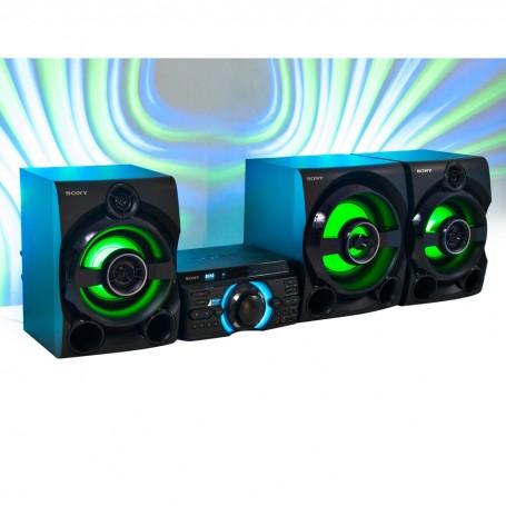 Mini componente Bluetooth / HDMI / DVD / Karaoke 2730W MCH-M80D Sony