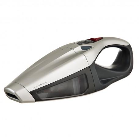 Aspiradora para auto con cepillo plástico Scirocco Pininfarina