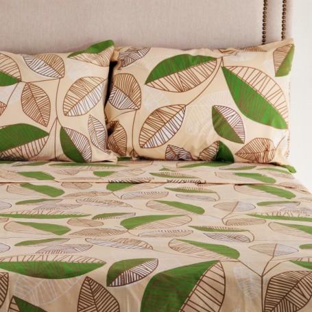 Juego de sábanas Palmeira Prisma