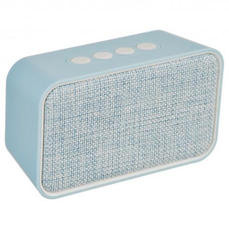 Parlante portátil Bluetooth / TF / FM / AUX 3W*2 DM0022