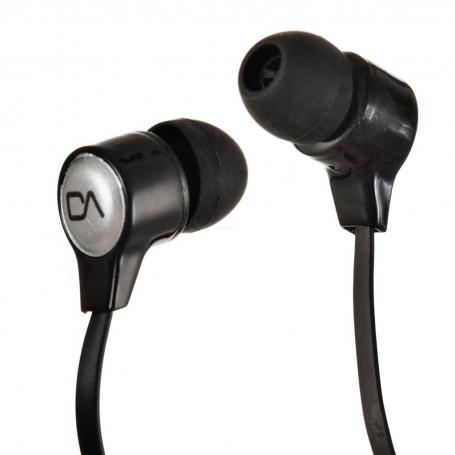 Audífonos con cable Negro DM0004