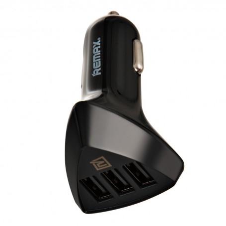 Cargador para auto con 3 puertos USB RCC-304 Alien Remax