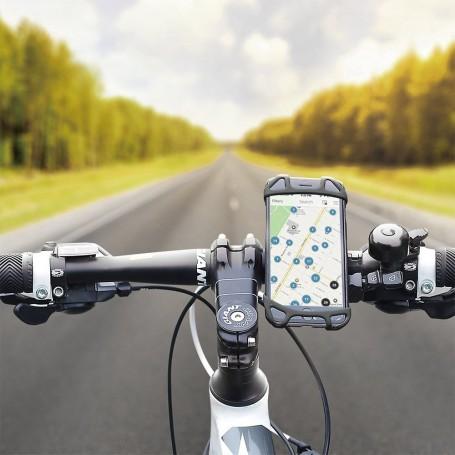 "Soporte de celular para bicicleta 4\"" - 6\"""