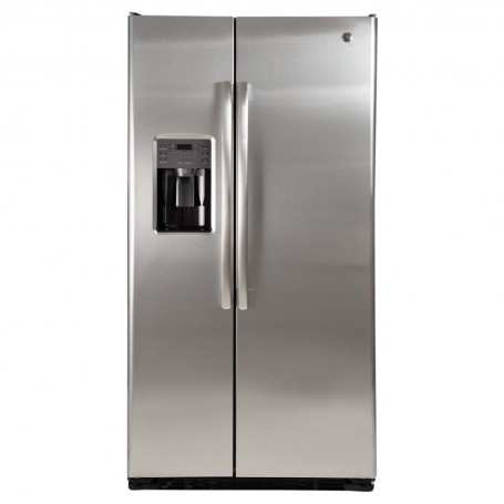 Refrigerador Side by Side con dispensador 549 L PNL22LEKFSS GE