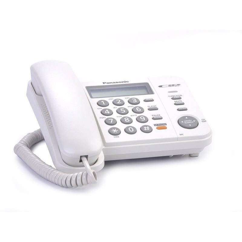 Teléfono alámbrico KX-TS580 Panasonic