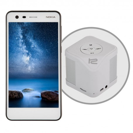 "Teléfono celular Nokia 2 CH3885 HD Quad-Core 1GB / 8GB 5"""