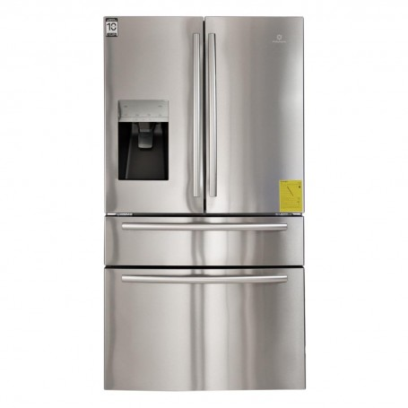 Refrigeradora French Door con dispensador Inventer 690 L RI-995R Indurama