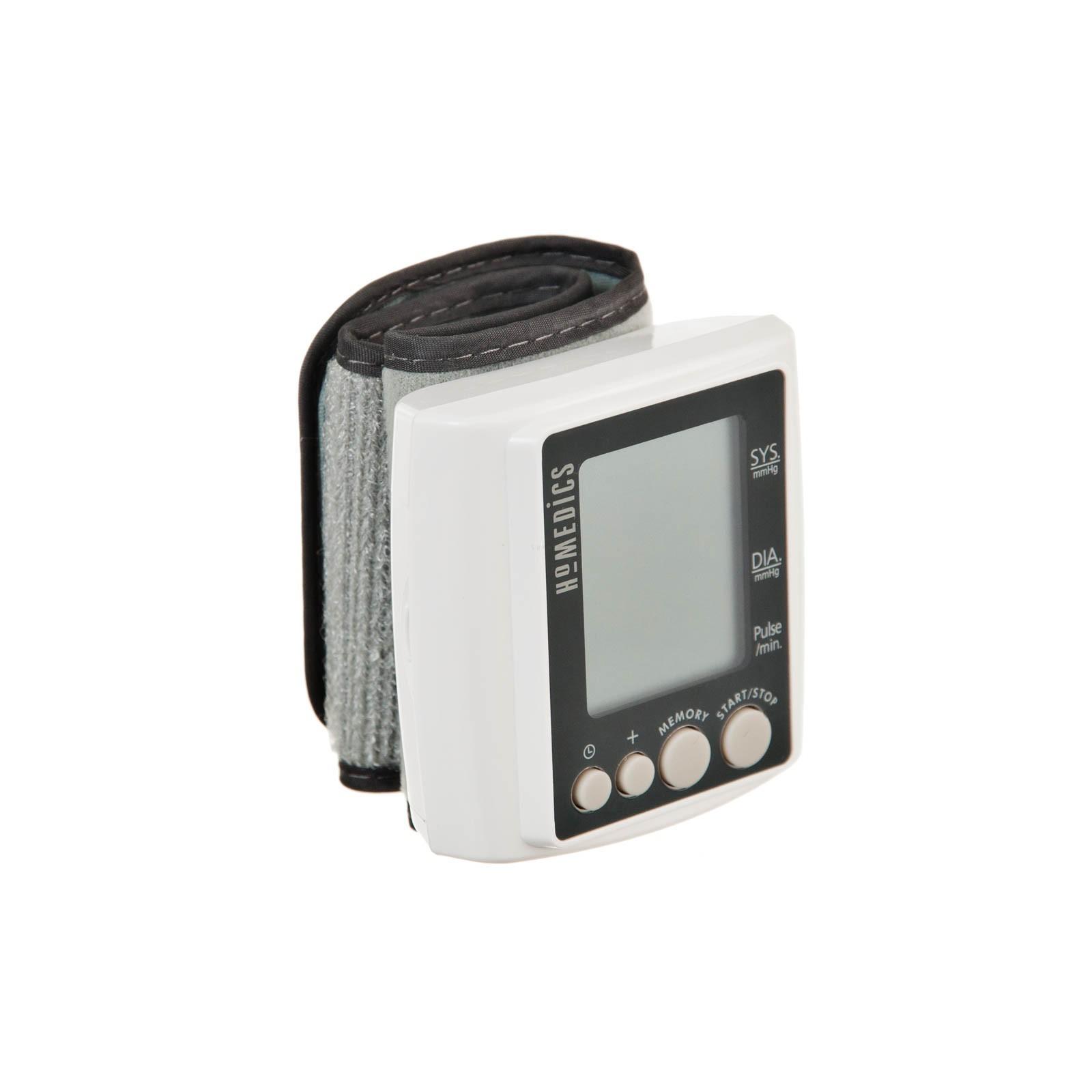 Monitor de presión arterial para muñeca con ajuste de..