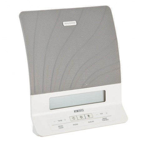 Parlante / Terapia de sueño 8 programas / 12 tonos de relajación HDS-2000C Homedics