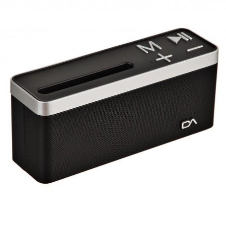 Parlante portátil Bluetooth / TF / FM / AUX 3W*2 DM0019BK