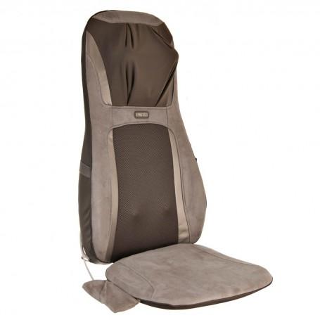 Masajeador para espalda con calor y control remoto MCS-840HB Homedics