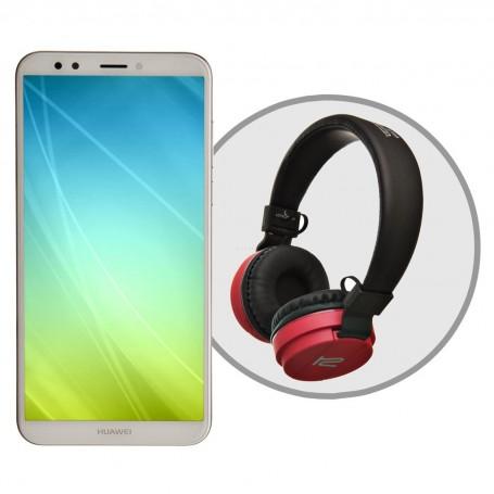 """Teléfono celular Y7 2018 CH4106 Octa Core 2GB / 16GB 5.8"""" Huawei"""