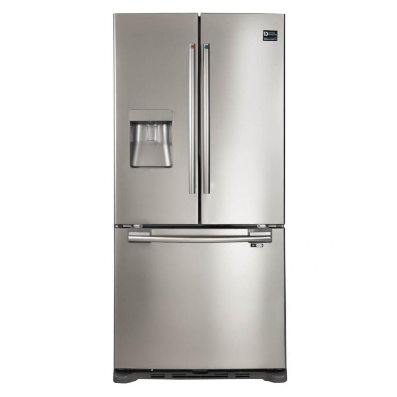 Samsung Refrigerador French Door Silver Digital Inverter 583L RF67QEPN1