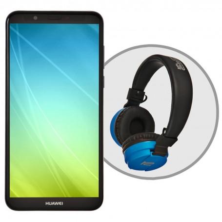 """Huawei Celular Y7 2018 CH4106 Octa-Core 2GB / 16GB Huella 5.8"""""""