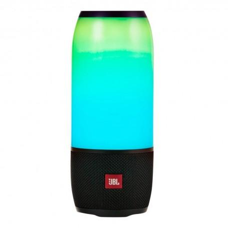 Parlante portátil Bluetooth resistente al agua con micrófono  Pulse 3 JBL