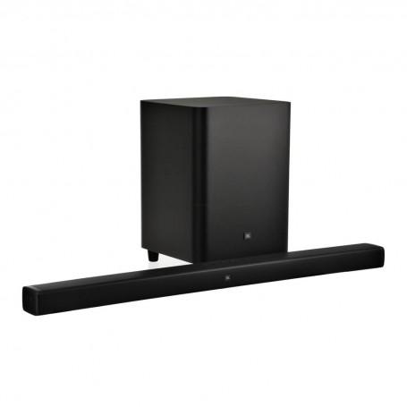 Soundbar 3.1 canales con subwoofer inalámbrico / HDMI / Bluetooth JBL