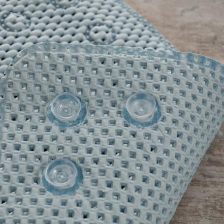 Alfombra con antideslizante para ducha Wafle Cushion Maytex Mills