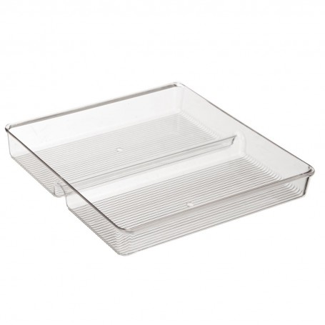 Organizador para nevera 2 piezas Clear Fridge Binz Interdesign