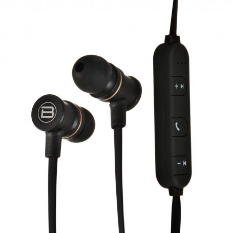 Audífonos magnéticos Bluetooth con micrófono / resistente al sudor Case Logic