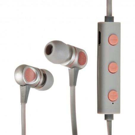 Audífonos Bluetooth resistentes al sudor con micrófono / control de audio Case Logic