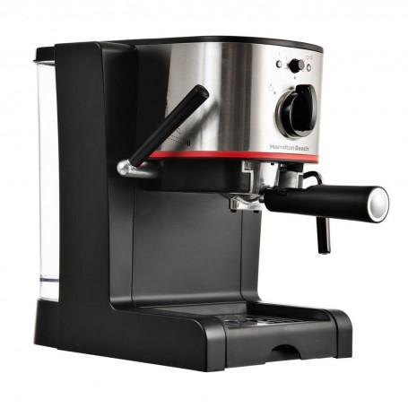 Cafetera Espresso con calentador de taza 1350W 15BAR Hamilton Beach