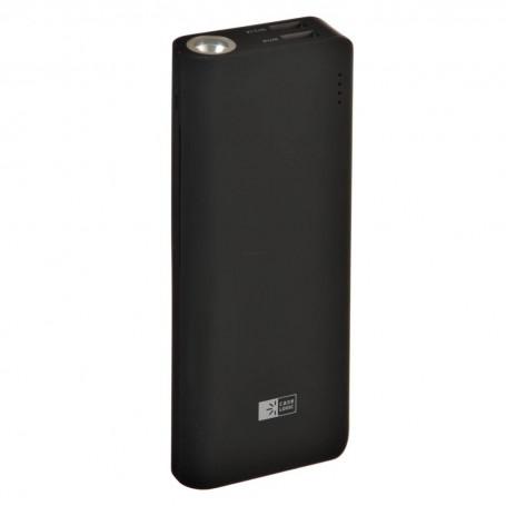 Banco de energía 8000mAh con 2 USB / Luz LED / Cable micro USB  Case Logic