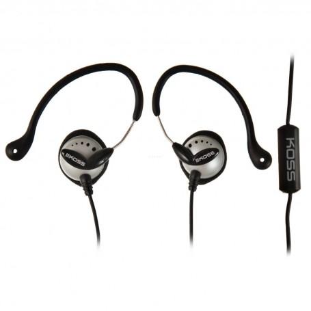 Audífonos deportivos con micrófono y cable KSC22i Koss