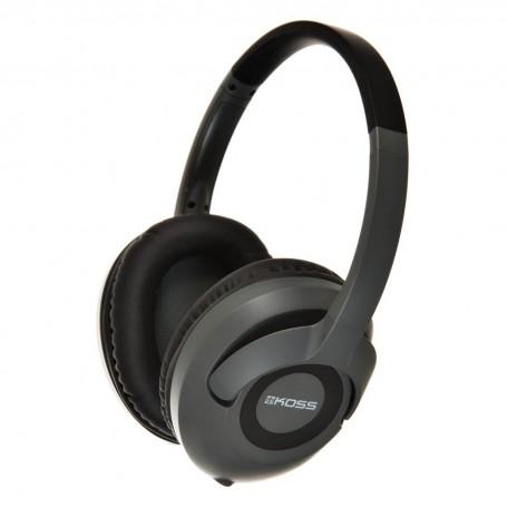 Audífonos sobre oído con micrófono y cable UR42i Koss