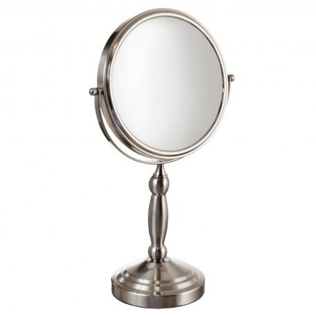 Espejo doble con base antideslizante y rotación de 360° 10X / 1X Zadro