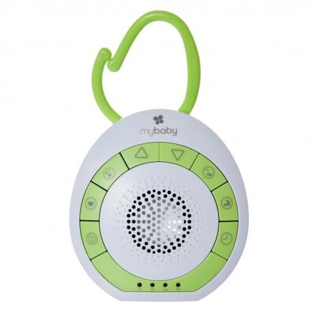 Spa sonido portátil para bebé con 4 sonidos y temporizador Homedics