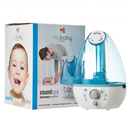 Spa sonidos / Humidificador para bebé con 4 sonidos Homedics
