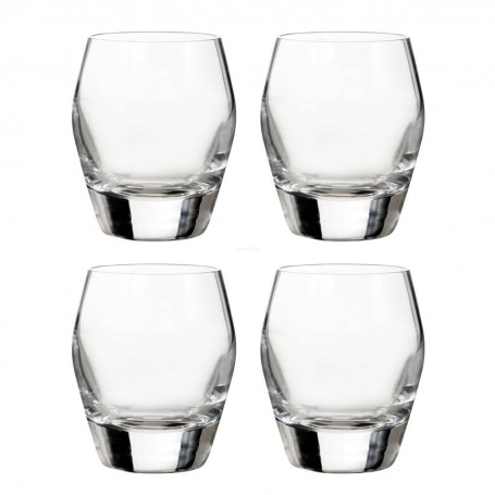 Juego de 4 vasos shot Prestige Bormioli