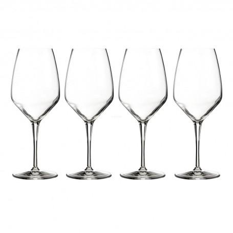 Juego de 4 copas para vino blanco Prestige Bormioli