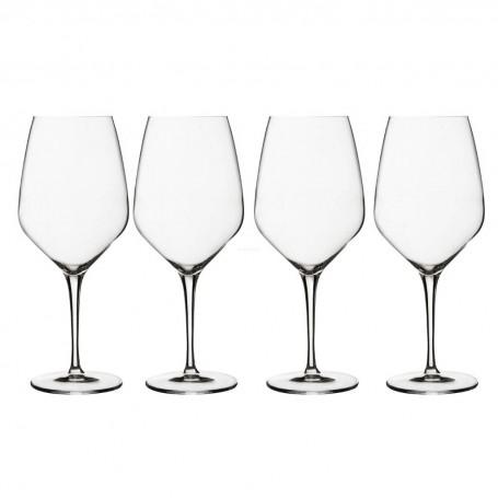 Juego de 4 copas para vino tinto Prestige Bormioli
