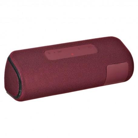 Sony Parlante portátil Bluetooth color Rojo / NFC resistente al agua IP67 SRS-XB41