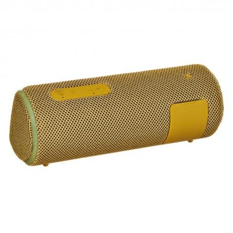 Sony Parlante portátil Bluetooth color Amarillo / NFC resistente al agua IP67 SRS-XB21