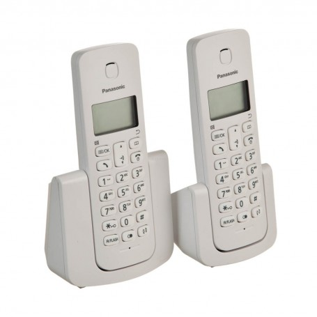 Teléfono inalámbrico con extensión DECT 6.0 KX-TGB112LAW Panasonic