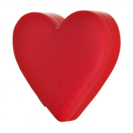 Banco de energía 2600mAh Corazón Mojipower