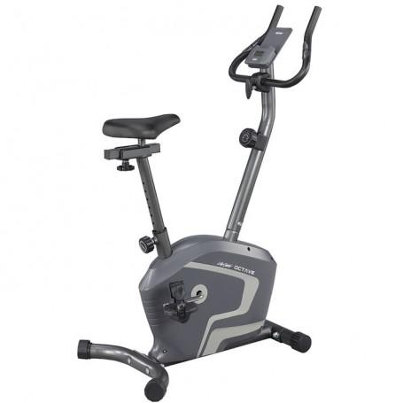 Bicicleta estática magnética con tensión de 8 niveles y pantalla LCD 20350 Life Gear