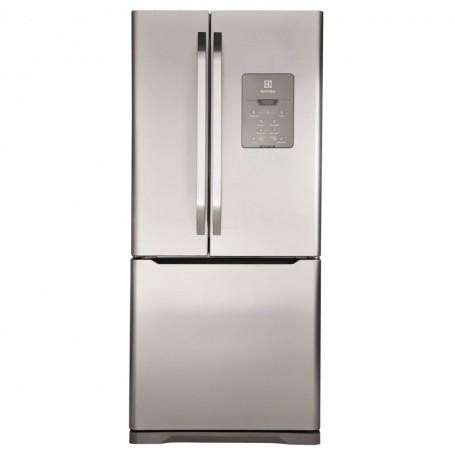Electrolux Refrigerador French Door con control digital 579L DM84X