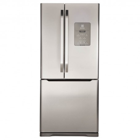 Electrolux Refrigerador French Door con control digital 579L DM84X