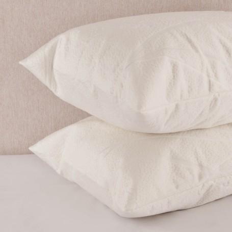 Juego de 2 protectores para almohadas impermeables Simmons