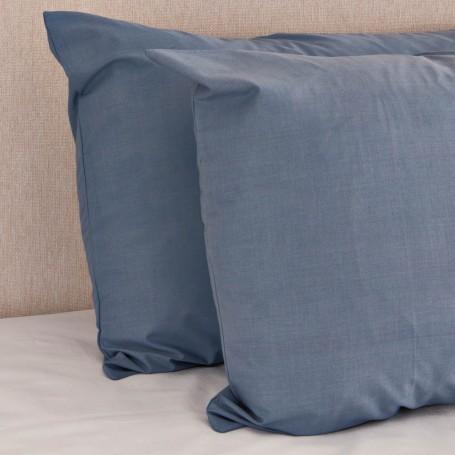 Juego de 2 fundas para almohadas Haus
