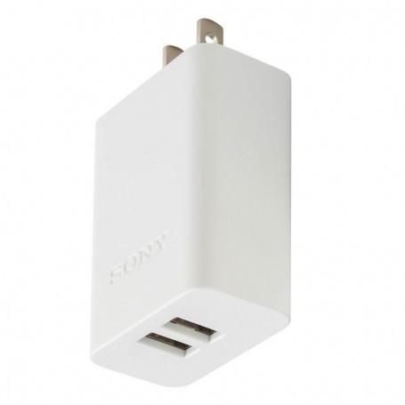 Cargador para pared con 2 puertos USB CP-AD2M2 Sony