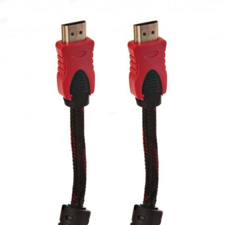 Cable HDMI 4K con recubrimiento de nylon Irago