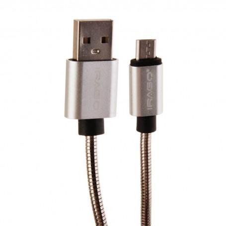 Cable micro USB resistente Irago