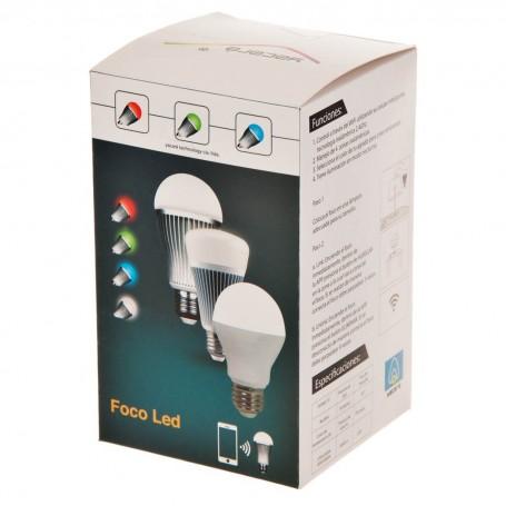 Foco Wi-Fi LED RGB 6W Yacaré