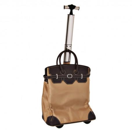 Bolso para viaje con 2 ruedas / 2 compartimientos Miazzo