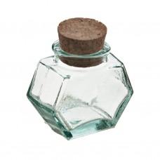 Mini frasco con corcho...